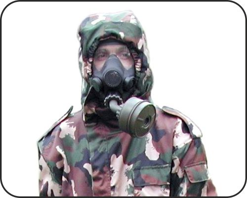 93M Individual Protective Suit