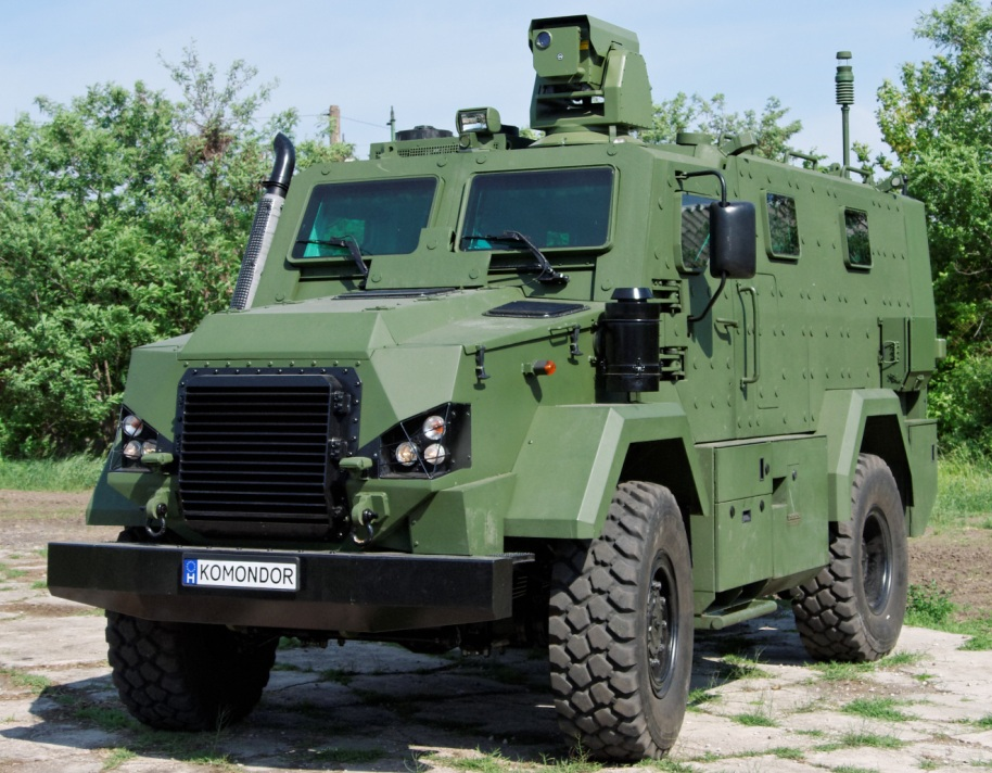 RDO-3221 ABV Komondor