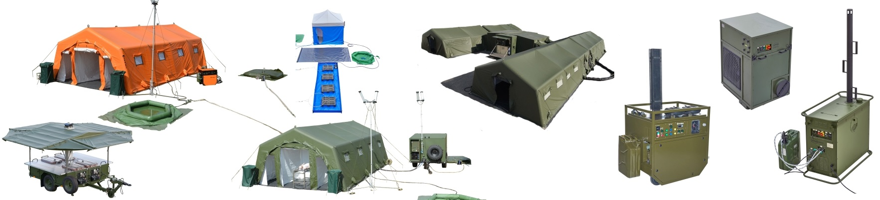 Field Deployable Support Systems