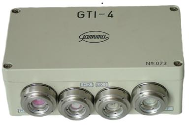 GTI 4 INTELLIGENT GAS DETECTORS