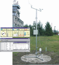 TVS-3 ENVIRONMENT MONITORING STATION