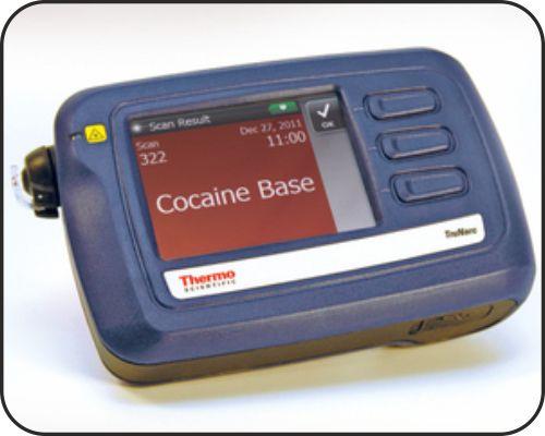 kábítószer azonosítása